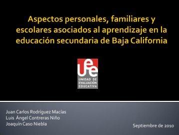 Presentación - UEE UABC