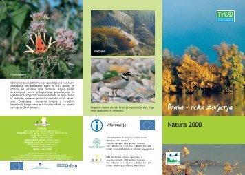 Natura 2000 - Zavod RS za varstvo narave