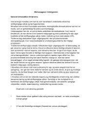 Skriveopgave i krimigenren Generel introduktion ... - Experimentarium