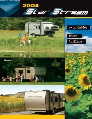 Expandables Travel Trailers - Rvguidebook.com