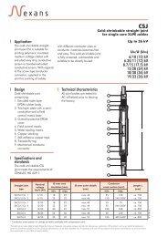 36CSJ - Nexans Power Accessories Germany GmbH