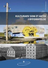 Kulturarv som et aktiv i byfornyelse - Socialministeriet