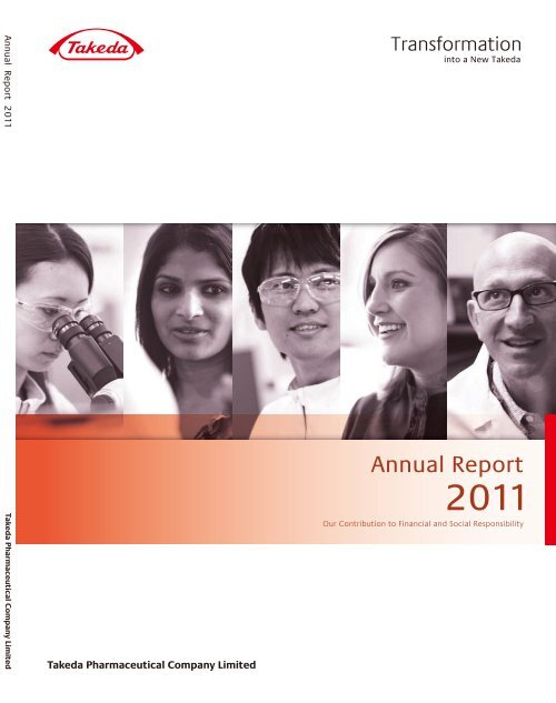 Annual Report - Takeda