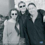 Tommy Mars, Jon Larsen and Arthur Barrow 2007. - Musikkonline