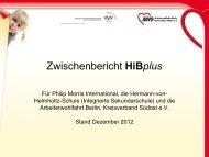 Zwischenbericht Dezember 2012 - Herzlich Willkommen bei der ...
