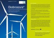 Pobierz Ekobroszurę (pdf, 196 kb) - Europapier