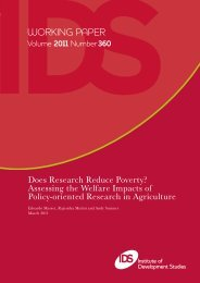 Does Research Reduce Poverty? - FruityCMS