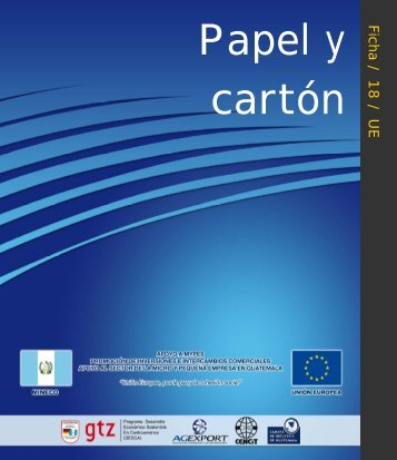 Ficha18. Papel y Cartón