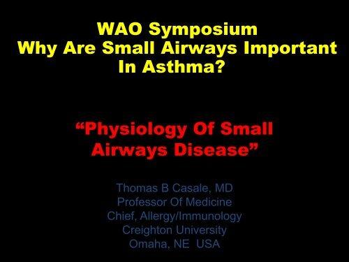 Slides - World Allergy Organization