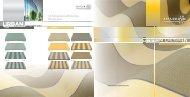 Urban | microstripes Flyer - Sattler AG