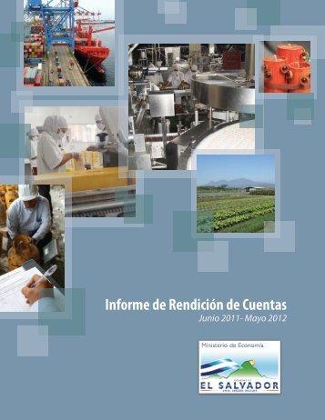 Informe de Rendición de Cuentas - Gobierno Abierto