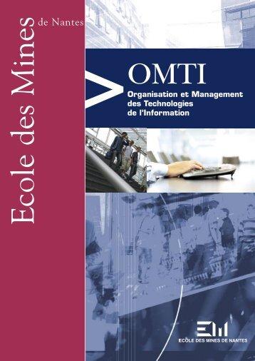 OMTI - Ecole des mines de Nantes