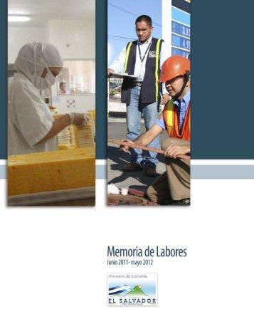 ml minec 2011-2012.pdf - Ministerio de Economía