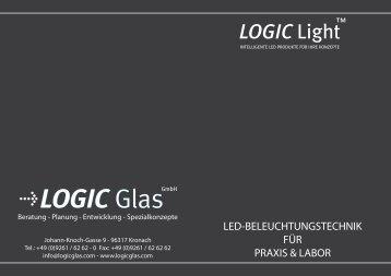 praxis & labor - LOGIC Glas