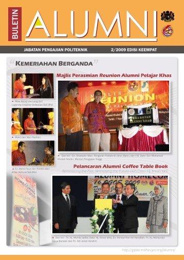 Buletin Alumni 2/2009 - Jabatan Pengajian Politeknik