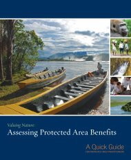 valuing nature assessment guide - Conservation Gateway