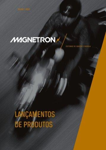 Chave de Luz - Magnetron