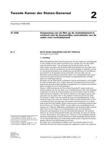 KST132458 - Wsnp - Raad voor Rechtsbijstand