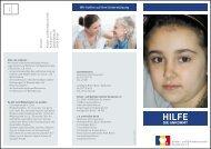 Download Flyer - Kinder- und Behindertenhilfe Rumänien eV