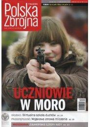 Polska Zbrojna (5 PAŹDZIERNIKA 2008 NR 40) - TELDAT