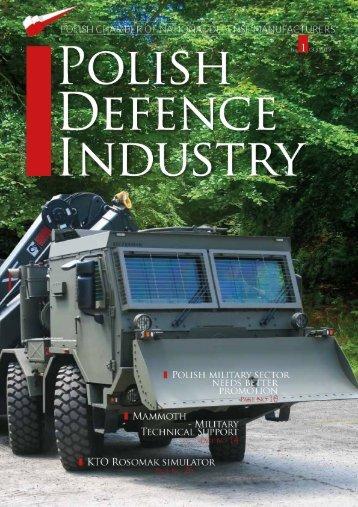 POLISH DEFENCE INDUSTRY (Nr 1 (30) 2013) - TELDAT