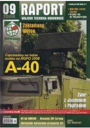 Raport (WRZESIEŃ 2008) - TELDAT
