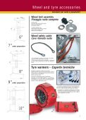 """""""Taylor made"""" belts sold by Gloria only. Solo Gloria ti ... - Gloria Cars - Page 5"""