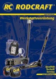 RC - Werkstattausrüstung (6.6 MB) - über Werkzeug Wolf