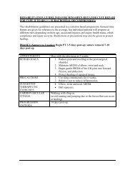 rehabilitation guidelines for mini-open rotator cuff repair