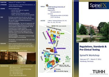 course flyer - SpineFX