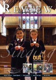 Autumn 2009 - Blundell's School