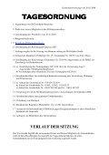 GR-Sitzungsprotokoll 13/2008 (137 KB) - .PDF - Gemeinde Berg - Page 2