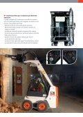Brochure: pala compatta S70 - Bobcat.eu - Page 4