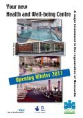 Parents' guide To Swimming Lessons - Newcastle-under-Lyme ... - Page 2