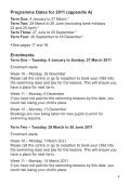 Parents' guide To Swimming Lessons - Newcastle-under-Lyme ... - Page 5