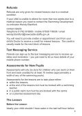 Parents' guide To Swimming Lessons - Newcastle-under-Lyme ... - Page 7