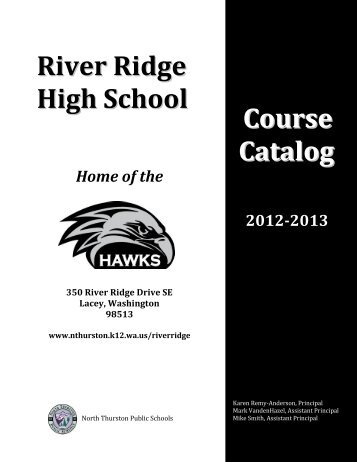 River Ridge High School - North Thurston Public Schools
