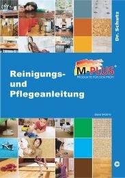 Reinigungs- und Pflegeanleitung - Farben Brunner