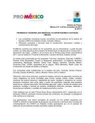 Descargar - ProMéxico