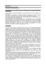 Unterbezirksvorstand Der Parteitag hat am 8. Mai 2010 bei einer ...
