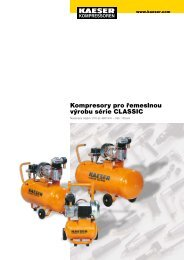classic - Kaeser Kompressoren sro