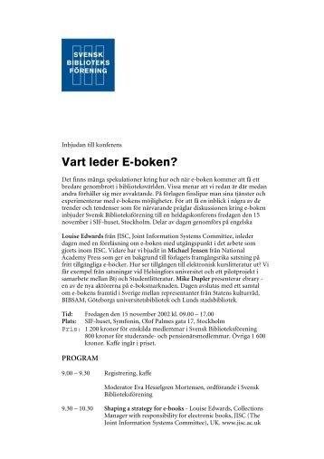 Hämta pdf-dokument här. - Svensk Biblioteksförening