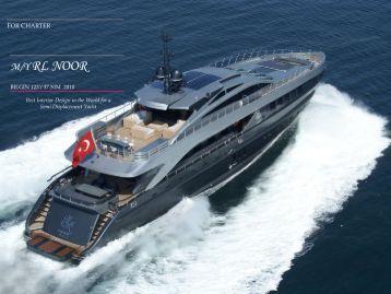 M/Y RL NOOR - Taylor'd Yacht Charters