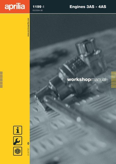 3AS-4AS Engines Repair manual 2004-2006 - Wheels Academy