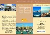 Reise nach Süditalien - Tobit-Reisen