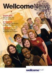 December 2008 - Wellcome Trust