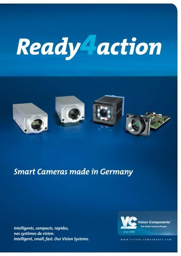 Smart Cameras made in Germany - Site ftp Elvitec