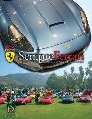 Volume 16 Issue 1 - January/February 2009 - Ferrari Club of ...