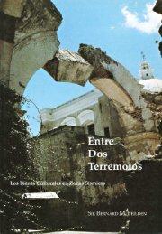 Entre Dos Terremotos: Los Bienes Culturales en Zonas ... - The Getty
