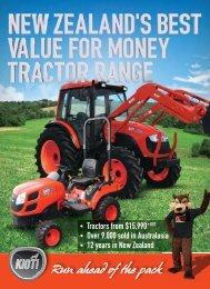 16 pg lo res pdf.pdf - Kioti Tractors